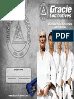 Gracie Jiu-Jitsu Combative Handbook