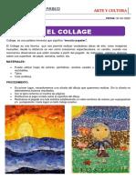 CLASE DE ARTE Y CULTURA DEL 30-04-2020
