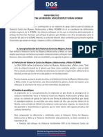 Paper - Violencia contra las Mujeres, Adolescentes y Niñas (VCMAN) (1)