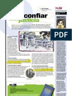 Para confiar en la justicia (Suplemento Q), PuntoEdu. 05/06/2006