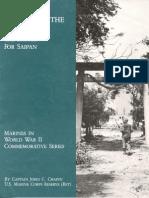 Breaching the Marianas - The Battle for Saipan