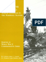 Breaking the Outer Ring-Marine Landing in the Marshall Islands