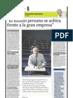 Francisco Durand (sociólogo), PuntoEdu. 27/03/2006
