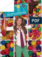 Valentine's Day Recipes from Dylan's Candy Bar by Dylan Lauren