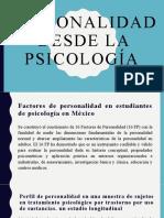 Diapositiva personalidad
