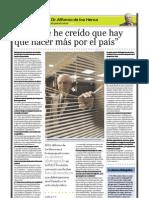 Dr. Alfonso de los Heros (abogado laboralista), PuntoEdu. 09/10/2006