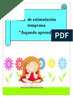 manual de estimulacion temprana
