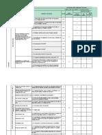 evaluacion inicial sistema de gestion