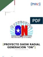 Proyecto GENERACION ON