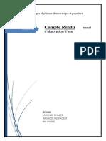 Coefficient D'absorption
