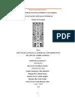 Monografia Macroeconomía