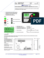 MANY0730A.GB AirMaster P1 - Positive Displacement Application
