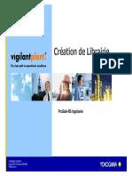 Ingénierie (création Librairie)