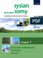 WEEK 1 Chapter 1 - Overview of Malaysian Economy