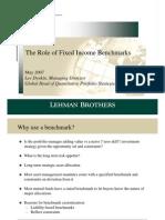 lehman fixed income presentation