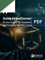 Taxing Virtual Currencies