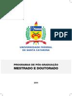 Programas de Pós-Graduação Mestrado e Doutorado 2019.pdf