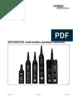 botonera DEMAG DST