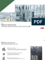 Introduction to ABB digital transformers - Thomas