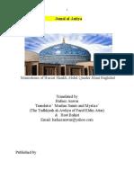 Jamal Auliya English edition  for free reading