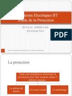 Etude des installations Industrielles étude de la protection