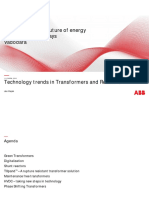Transformer days India - Technology trends in Transformers and Reactors