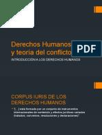 Derechos Humanos, paz y teoría del conflicto introducción a los Derechos humanos (1)