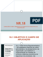 NR 18 completo