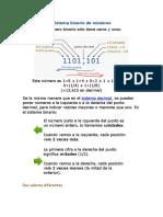 Sistema binario de números