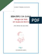 Santos, Alexandre Ferreira dos  - Sebastião da Gama_Milagre de Vida em Busca do Eterno_Capa