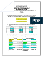 TALLER 5 Y 6 DE CONTABILIDAD GENERAL Y DE COSTOS