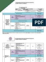 MODELO_Plan de Evaluación Física I secciones  Prof. Jesus Parada