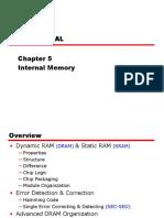 04-Chap5-Internal Memory