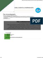 Pen chromatography _ Fizzics Education