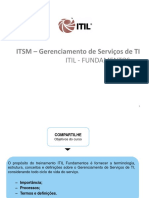 Apostila ITIL Foundation