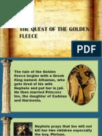 The Quest of the Golden Fleece