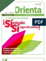 SE Orienta 2011 - Oferta Educativa Educación Media Superior