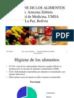 HIgiéne de los alimentos (1)