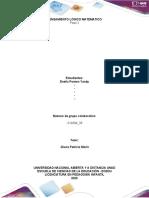 Plantilla de trabajo - Paso 2 - Reconocer los procesos y contenidos para el DPLM en la educación infantil (1)