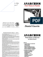 Philosophy Anarchism-From Theory to Practice