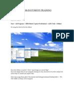 ADR_Document_Training