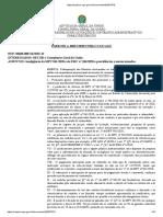 parecer-n-00012-2020-cnmlc-cgu-agu-mpv961-ec106 - contratação publica coronavirus agu