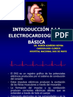 INTRODUCCION A LA ECG BASICA