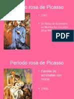 Picasso Periodos