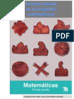 FICHERO DIGITAL MATEMATICAS PRIMER GRADO