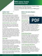 TTRPG Safety Toolkit Guide v2.3