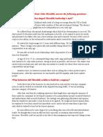 Case Analysis. John Meredith of Hutchison Port Holdings