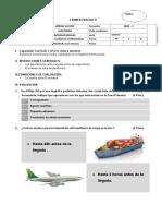 Examen Parcial II - Gestión Logística- urbina