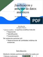 CLASIFICACION  Y TRATAMIENTO DE DATOS  ANALITICOS.pptx