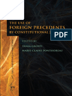The use of foreign precedents by constitutional judges by Ponthoreau, Marie-ClaireGroppi, Tania (z-lib.org).pdf